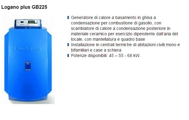 Logano plus GB225