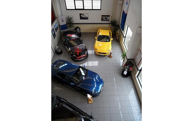 Rivenditore autorizzato Maserati