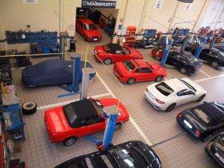 Service Maserati