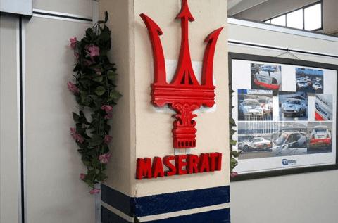 Centro autorizzato Maserati