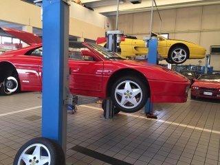 Officina autorizzata Maserati