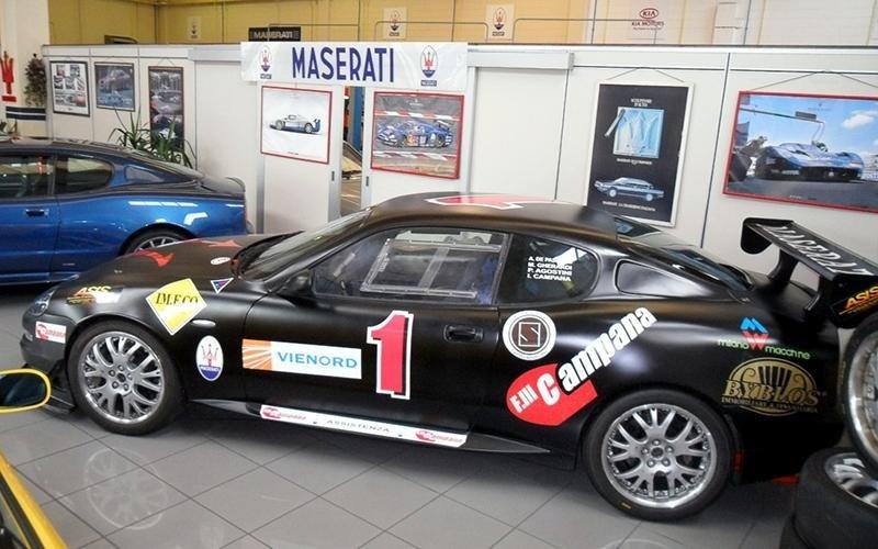 Vendita Maserati usato
