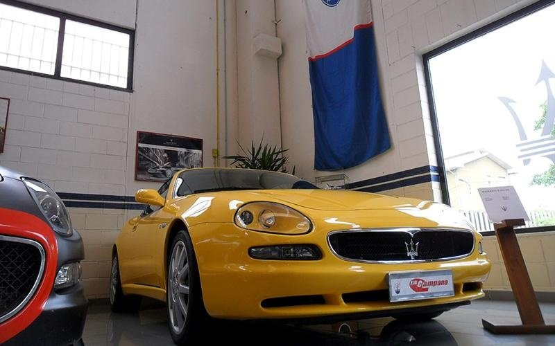 Vendita Maserati d'epoca
