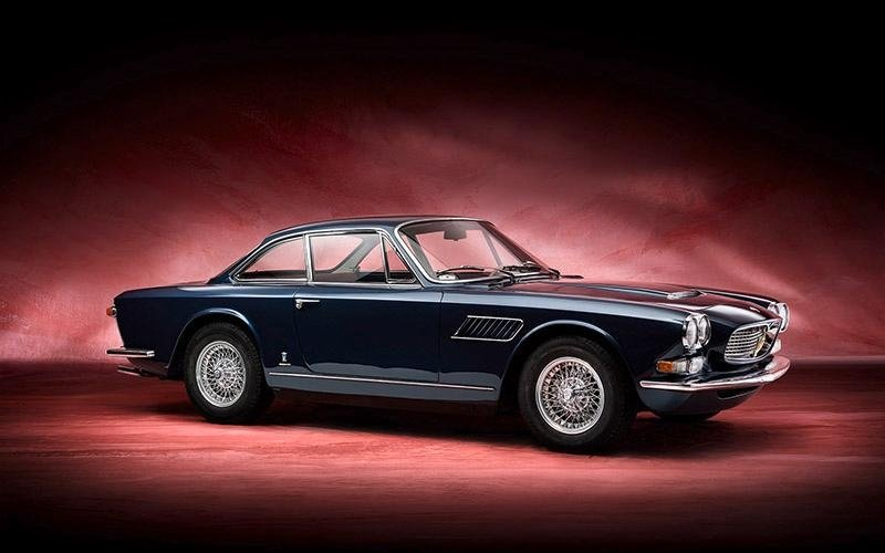 Restauro Maserati d'epoca