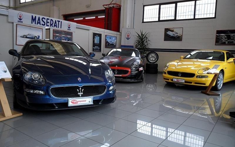 Concessionaria autorizzata Maserati