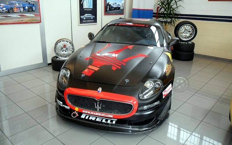 Vendita auto Maserati