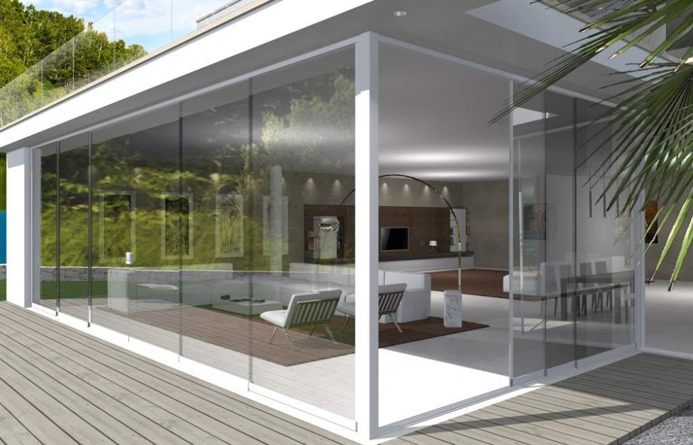 vetrate per verande