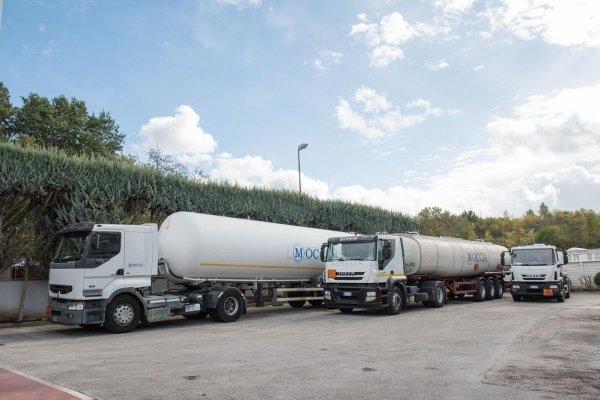 deposito metano