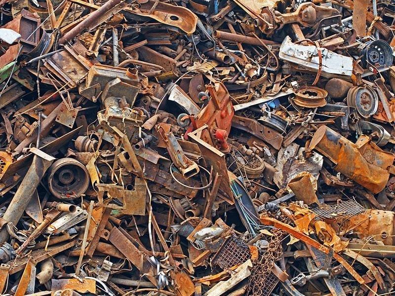 Recupero dei metalli