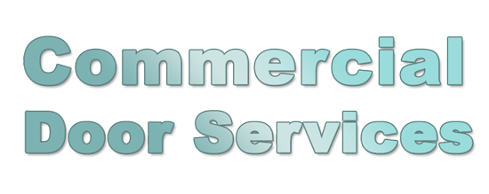 Commercial Door Services Logo