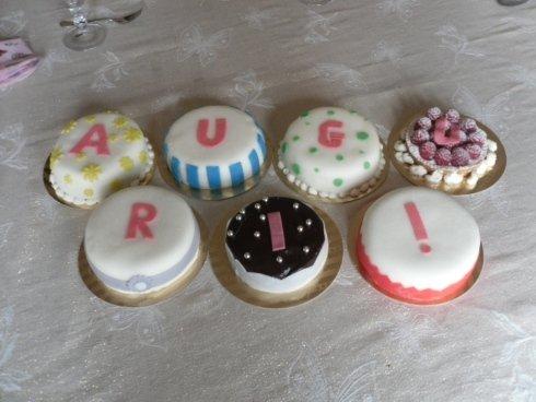 mini torte compleanno