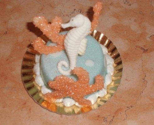 mini torta cavalluccio