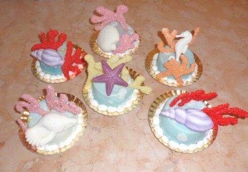 mini torte mare
