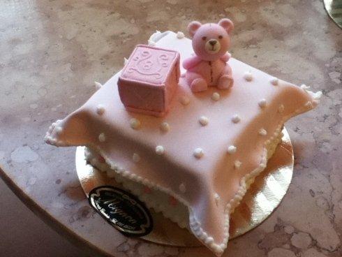 mini torta bimba