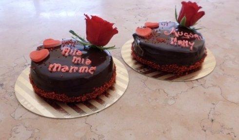mini torte della mamma