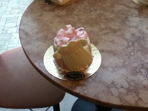mini torta abitino