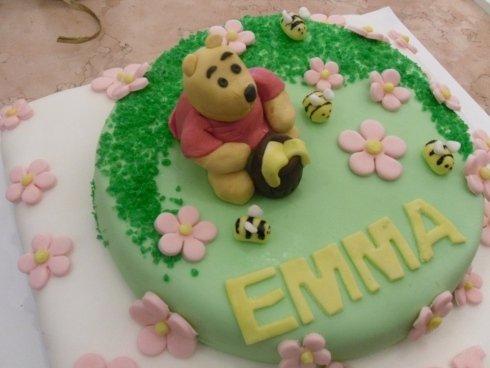 torta winni pooh