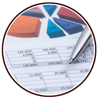 business accounting numbers