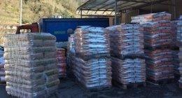 pellet, generi alimentari, prodotti per la pulizia
