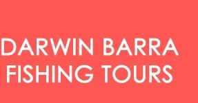 darwin barra fishing tours logo
