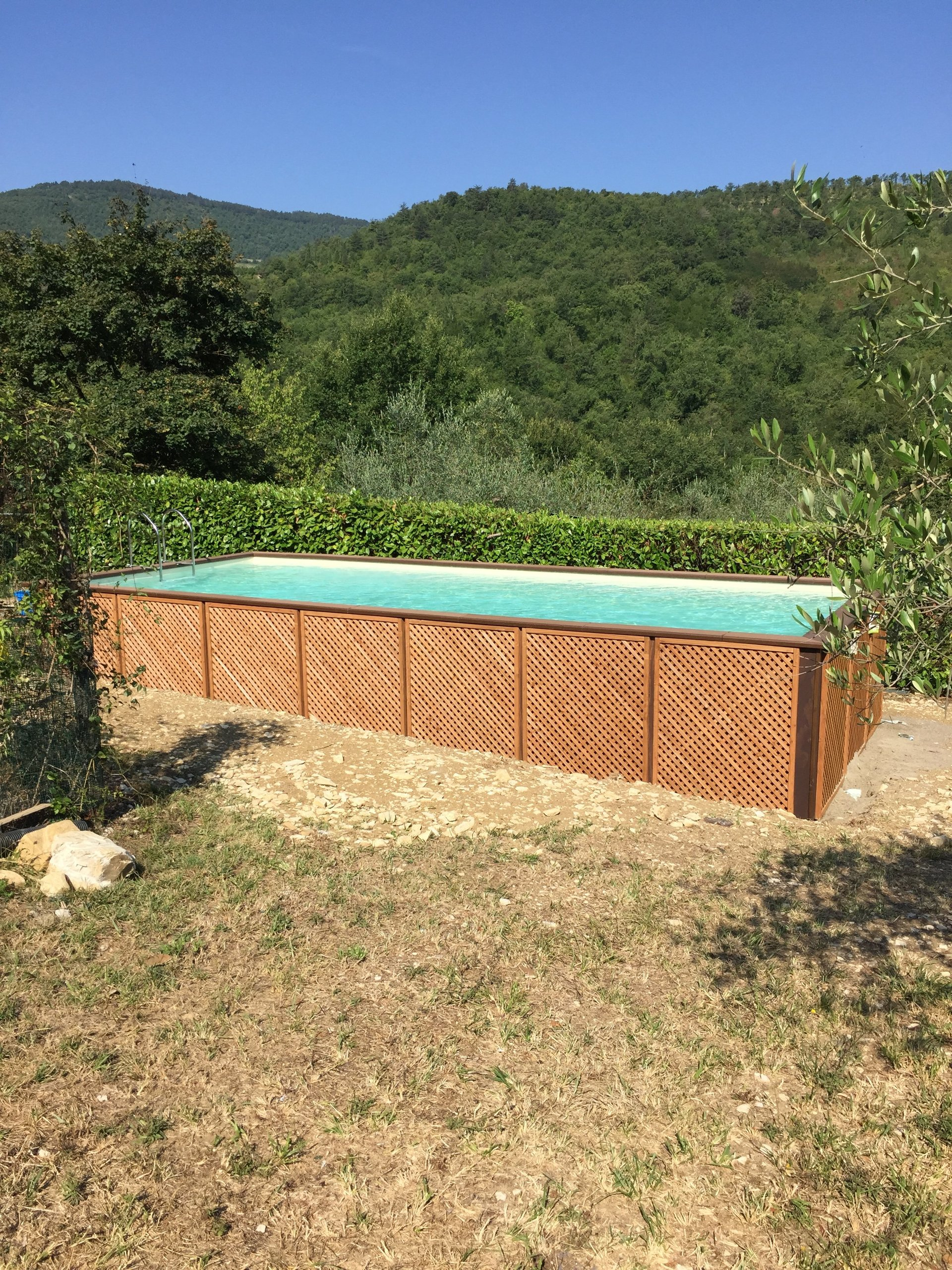 Dolcevita laghetto firenze aqva service piscine - Piscine laghetto dolce vita prix ...