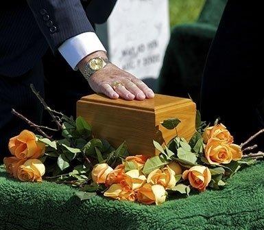 organizzazione funerali, cuscine per funerali,