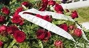 addobbi floreali per funerali,