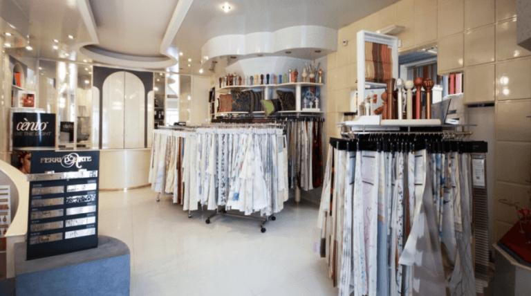 interno negozio sipontino manfredonia
