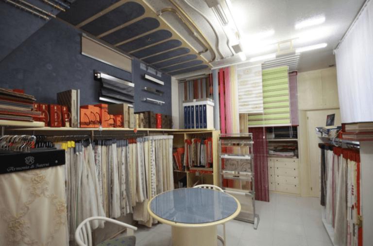 negozio di tende
