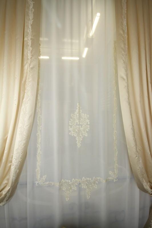 tenda elegante per interni