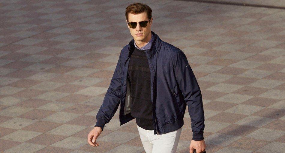 Abbigliamento maglieria sportivi causal naviagare - Termo - La ... 702884372e5