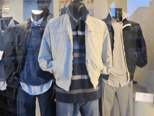 abbigliamento uomo navigare Solo Mode La Spezia