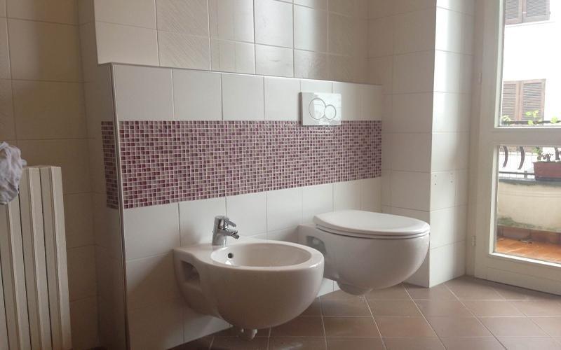 Posare piastrelle bagno gallery of bagno con piastrelle x with posare piastrelle bagno posa - Piastrelle x bagno ...