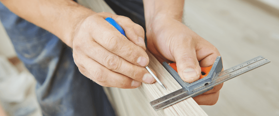 marking on the wood