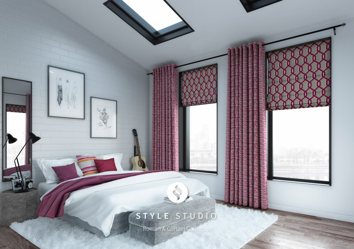 grey colour living room