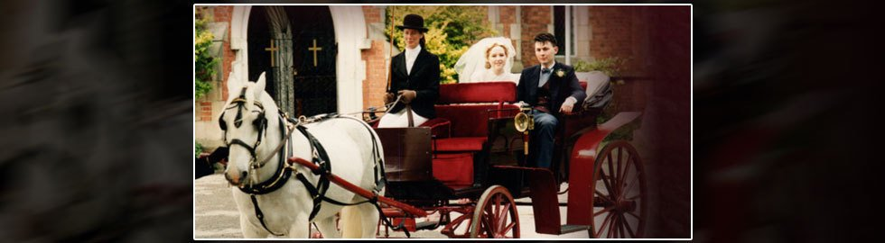 Vintage carriages