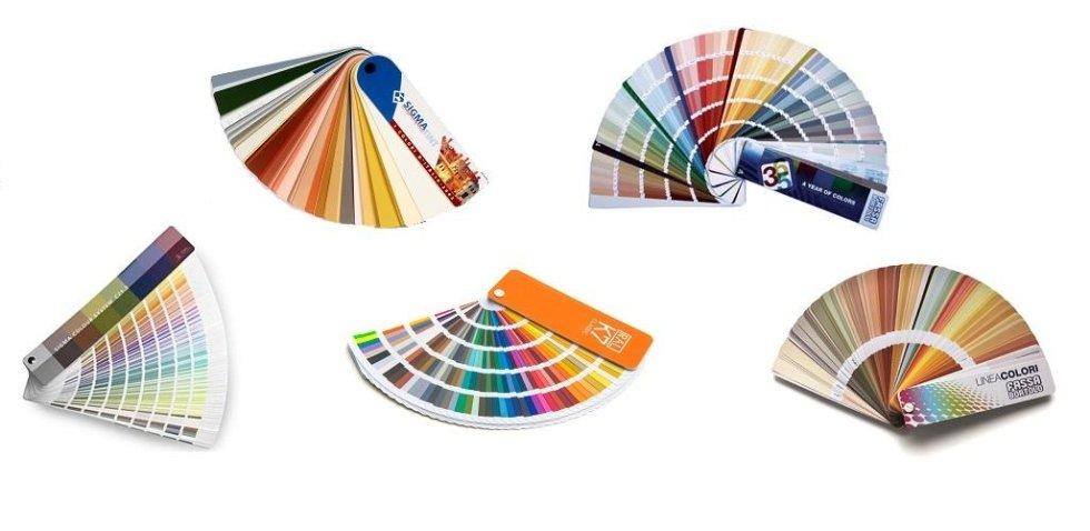 laboratorio del colore