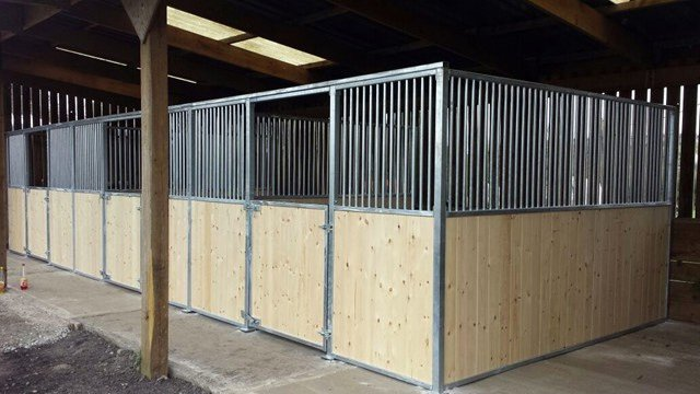 bespoke stable