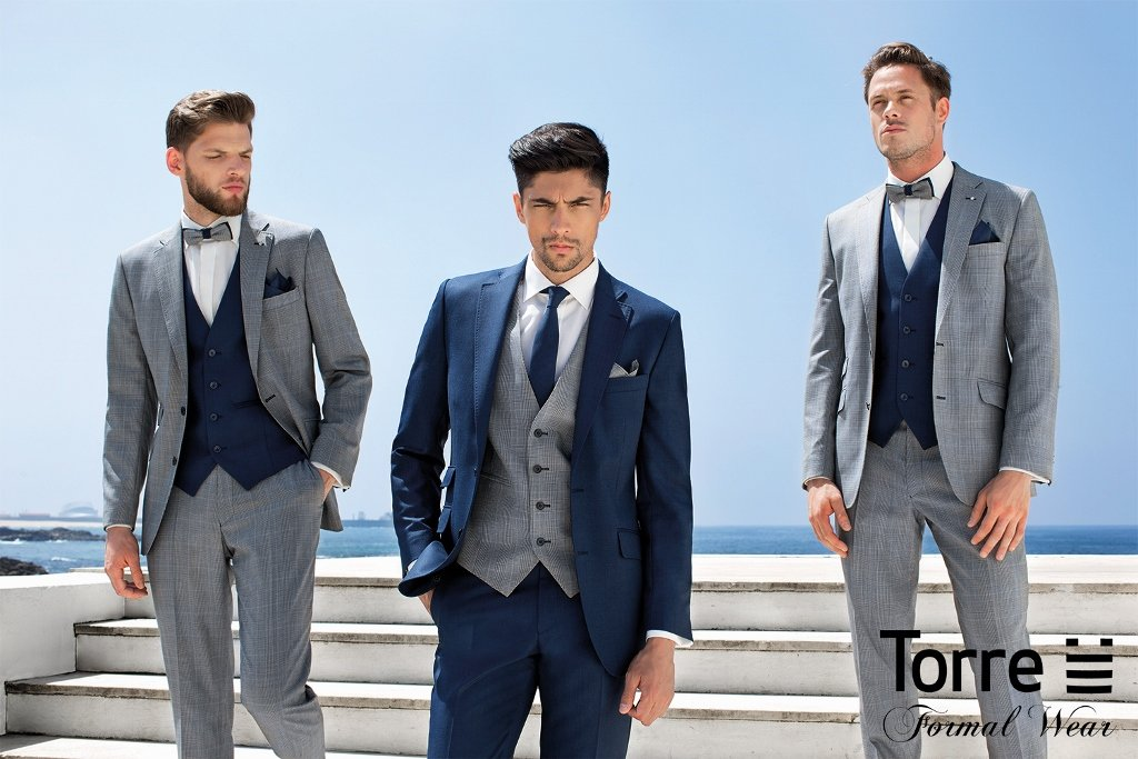Groom suit hire and wedding wear - Craigavon