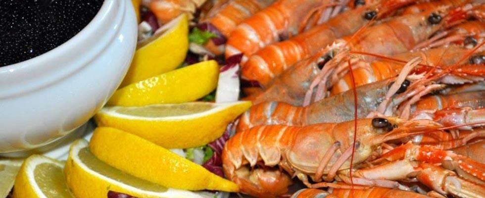 specialità di pesce - Torre Pallavicina - Bergamo