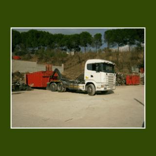 trasporto rottami
