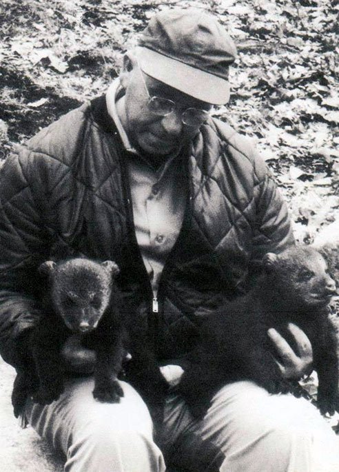 Ralph Space, Founder of Space Farms Zoo