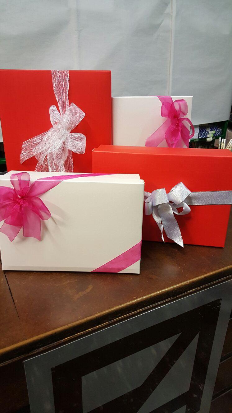 Scatole da regalo