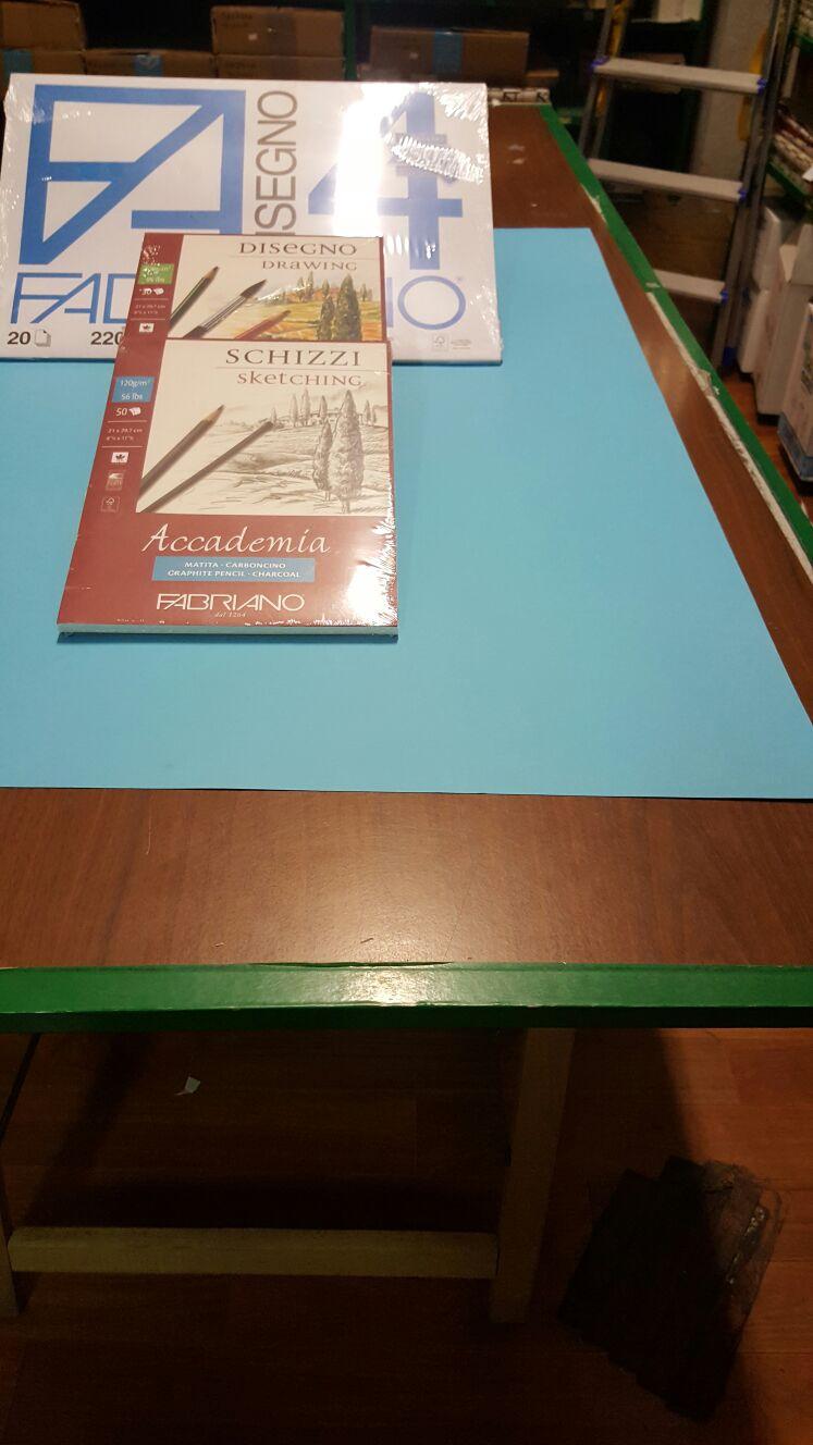 Quaderni da disegno Fabriano