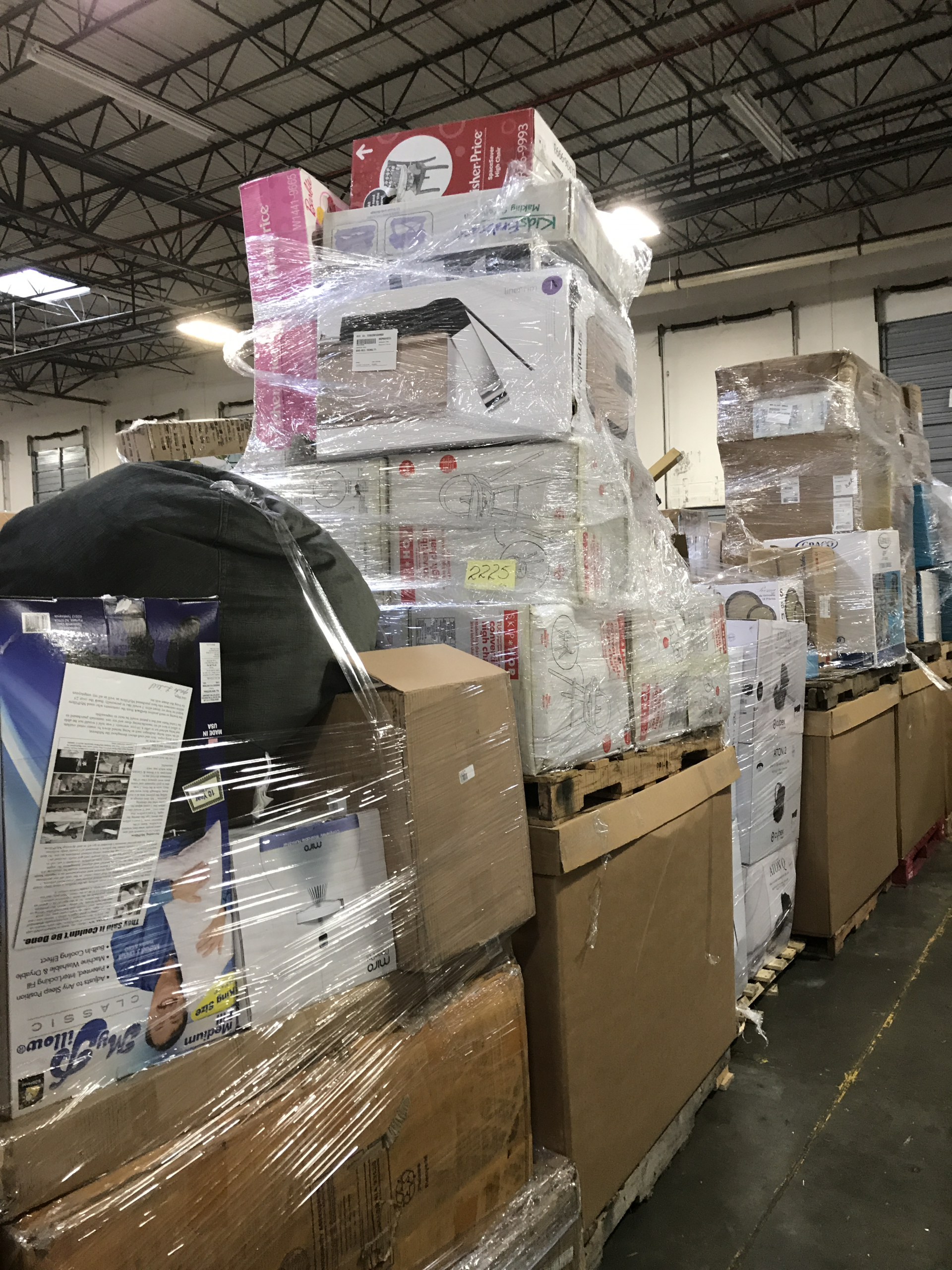 Wholesale Bedding Truckloads Liquidation Truckloads Bed