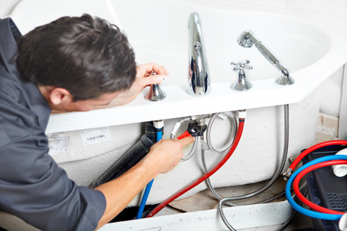 Professional providing general plumbing services in Seward, NE