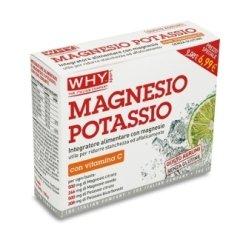 Magnesio Potassio integratore alimentare