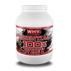 Essential cento per cento Whey integratore di proteine del siero del latte