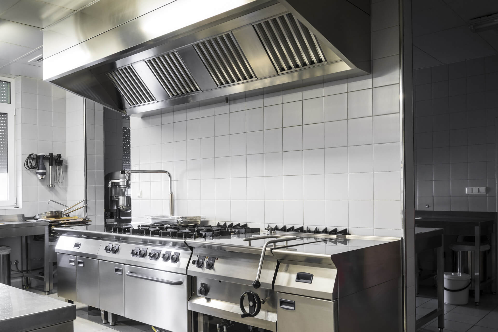 Rent Food Production Facility   Catering Production Kitchen