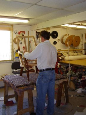 Reupholstery - Deale, Kent - Charles Upholstery - Upholstery Services